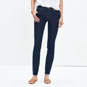 Madewell Skinny Skinny Quincy Wash Jeans